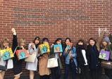 【東京校】イベントレポートニューヨーク研修旅行~1日目~【バンタンデザイン研究所 高校 blog(ブログ)】