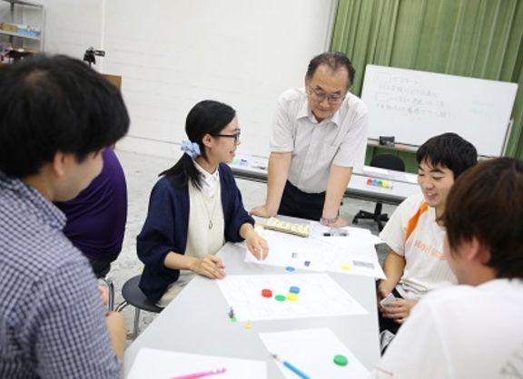 【東京校】ゲームの神様!遠藤 雅伸講師に学ぶ「レベルデザイン」とは?