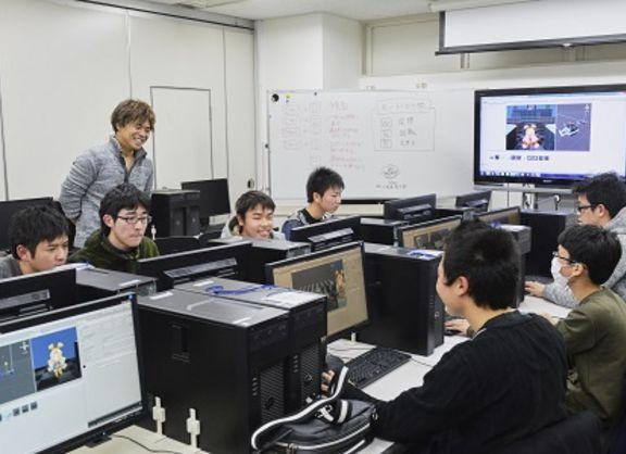 【東京校】バンタンってどんな学校? 高校2年生向け「体験セミナー」を開催!