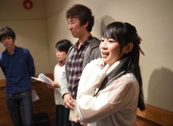 【東京校】人気声優、古川由利奈さんによるトーク&アフレコレッスン