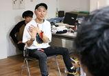 【大阪校】OCEAN TOKYO Shibuya代表後藤ユースケさんによるカットライブ&トークショー開催!【バンタンデザイン研究所 高校 blog(ブログ)】