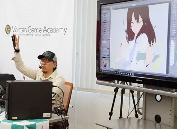 【東京校】「プロの技術は何が違う?」をテーマにしたイラスト、CGのクオリティアップセミナー!
