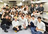 2年間を締めくくる最後の授業! カフェ・レストラン本科3クラス合同・卒業パーティー