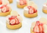 タルトの定番! 「タルト ドゥミ フレーズ」製菓実習レポート