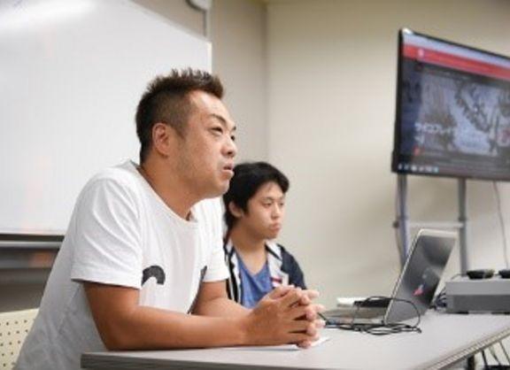 【東京校】Tango Gameworksクリエイターによる特別授業!プランナー・西河繁範氏「ゲームの作り方」