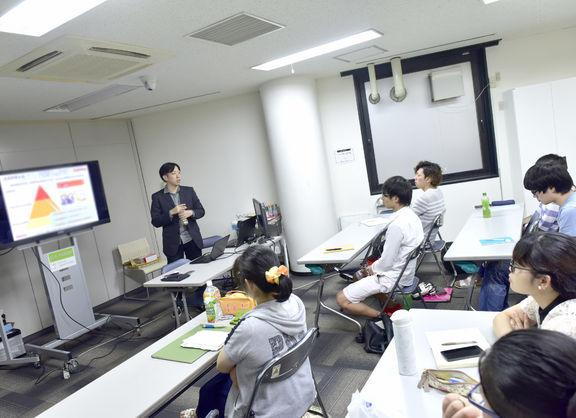 【東京校】スマートマンガ&ノベルサービス「comico」☆ デジタルコミックの新しいカタチを知る!