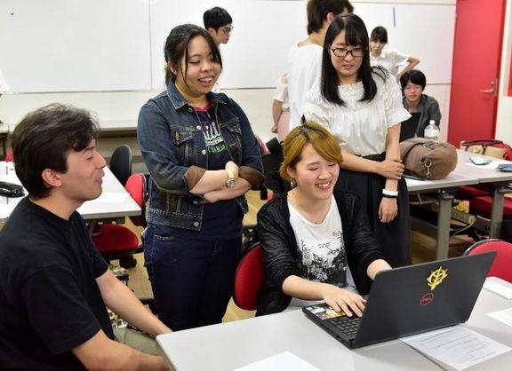 【東京校】ゲームアカデミーの夏の風物詩!「GAME JAM」で専攻をこえてゲーム作り!