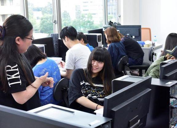 【東京校】ゲームアカデミーのリアルが分かるサマーセミナー開催♪人気の4コースをレポート!!