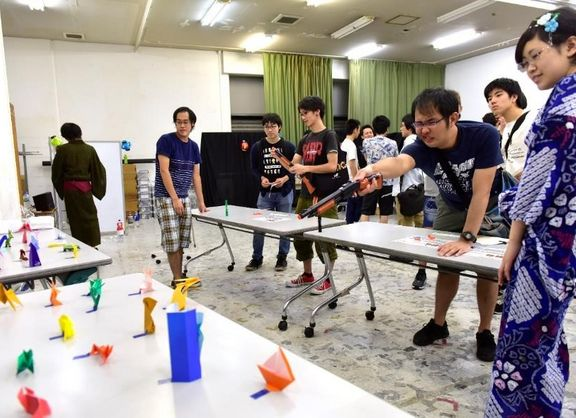 【東京校】ゲーム大会に、縁日、コスプレ!?バンタンの夏祭は大盛り上がり!