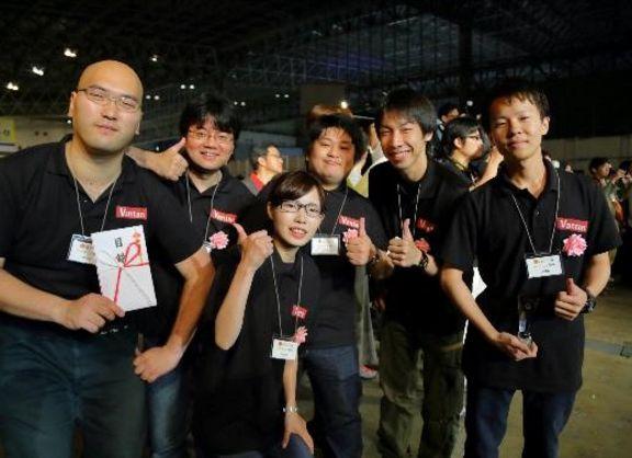 【東京大阪】バンタンの学生たちが、日本ゲーム大賞2017アマチュア部門にて優秀賞を受賞!