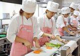 スキルチェック上位の学生が受けられる特別講義「調理アドバンス授業」レポート!