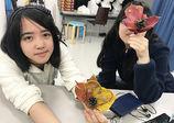 ワークショップ「秋」☆キャラクターデザイン専攻1年生