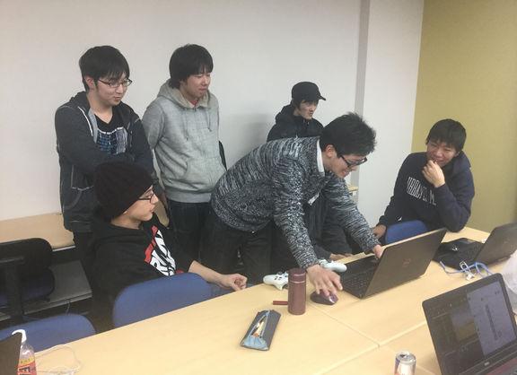 【大阪校】チーム制作現場をレポートします!