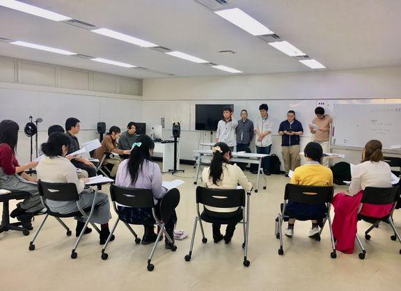 【東京校】シナリオ専攻と声優専攻のコラボ!オリジナルボイスドラマCDをつくります!