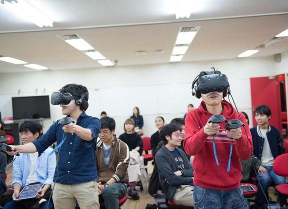 【東京校】「VR・MRクリエイター総合コース」開講記念・特別講演会を開催!