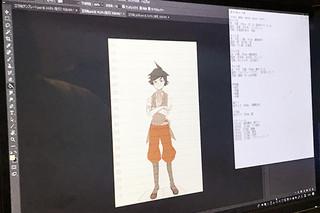 キャラクターデザイン講座【バンタン高等学院 高校 ブログ】