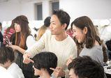 [全日制]ヘアアーティスト Atsushi Takita講師が教える!トレンドメンズヘアを作るポイントとは?【 バンタンデザイン研究所】