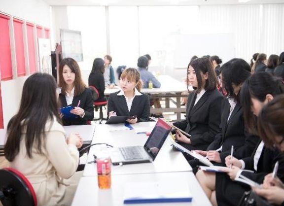 【東京校】人気10社が一同に集結!ゲームアカデミー東京校にて、学内企業説明会を実施!