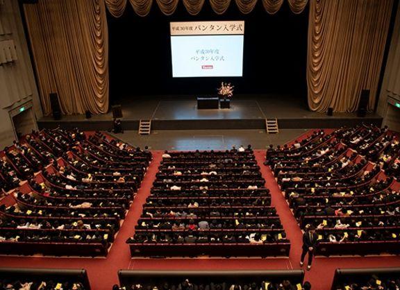 【東京校】Welcome to VANTAN!!平成30年度入学式をレポート!豪華ゲストも新入生を激励!