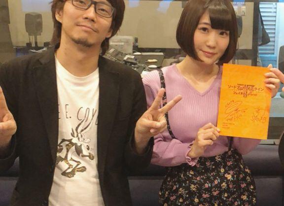 【東京校】声優学部卒業生がゲーム「ソードアート・オンライン フェイタル・バレット」出演!