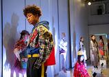 [全日制]Welcome to our Fashion Museum!スタイリスト科の恒例イベント「WAKUWAKU SHOW 2018」開催!【 バンタンデザイン研究所 】