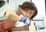 誕生日ケーキ、クリスマスケーキなど幅広いシーンで人気の技術♪上杉講師に学ぶ「シュガークラフト」とは?