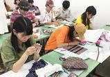 【サマセミレポート】ファッションデザインサマーセミナー世界に一つ!自分だけのオリジナルTシャツを創ろう♪【 バンタンデザイン研究所】