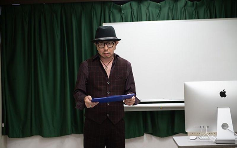 大事MANブラザーズ立川 俊之さんがバンタンに来校!「それが大事2016」PV企画 プレゼンテーション【 バンタンデザイン研究所】