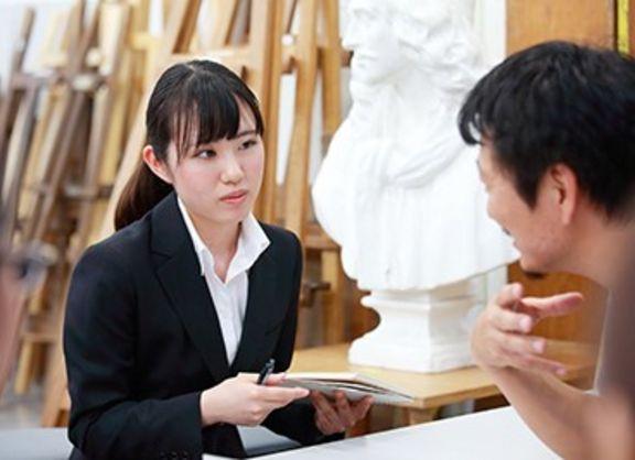 【東京校】渾身の作品で企業にアピール!就職マッチングイベント「スカウト展」を開催!
