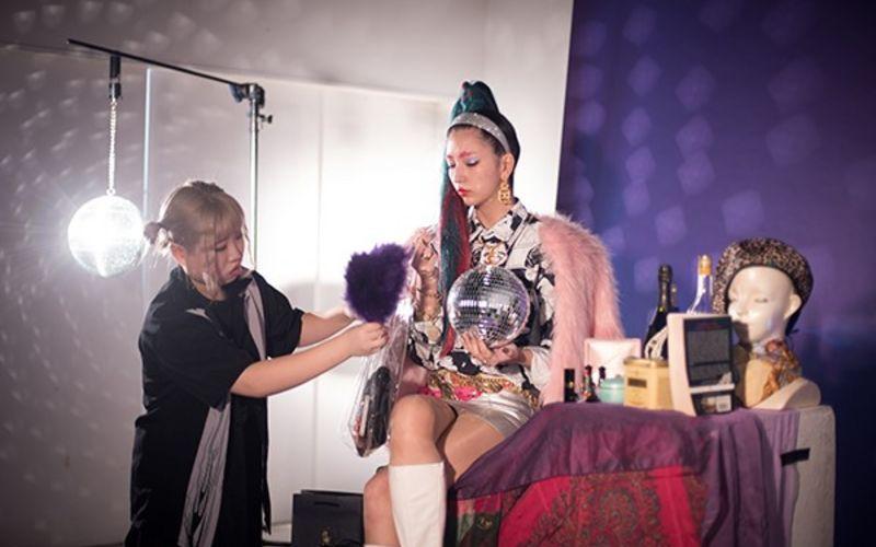 人気ファッション誌「NYLON」への掲載を賭けた「Vantan CUTTING EDGE 2018」スタイルセッション撮影をレポート!【バンタンデザイン研究所】