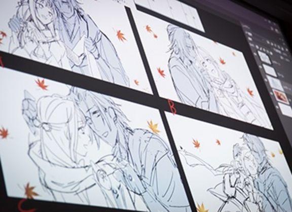 【東京校】乙女ゲーム制作現場の技術を直伝! オトメイトpresentsガールズイラストレーションセミナー開催!!