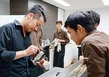 日本バリスタ協会(JBA)のトップバリスタ篠崎講師が教える!意外と知らない「ミルク」の入門講座