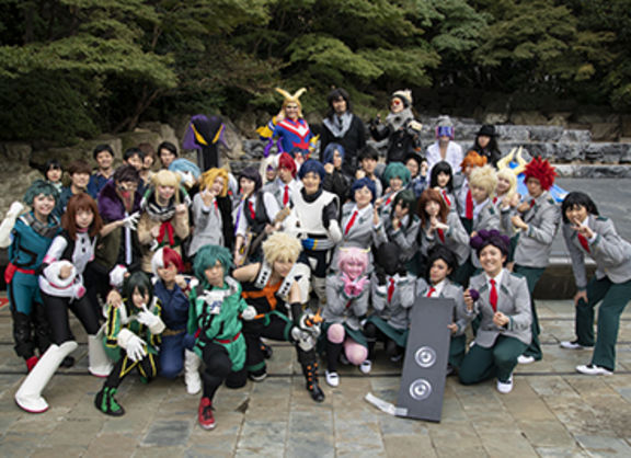 【東京校】池袋ハロウィンコスプレフェス2018に、バンタンの学生たちが参加!