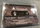 注目のロックバンドNewspeakとコラボ!音楽好きに人気再熱の「カセットテープ」のデザインを担当しました!【バンタンデザイン研究所】