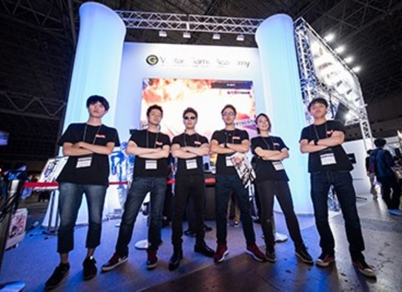 【東京大阪】密着レポート! バンタンの学生たちが『東京ゲームショウ2018』に出展② 楽しさだけではなく刺激も与える生徒たちの作品に注目!!