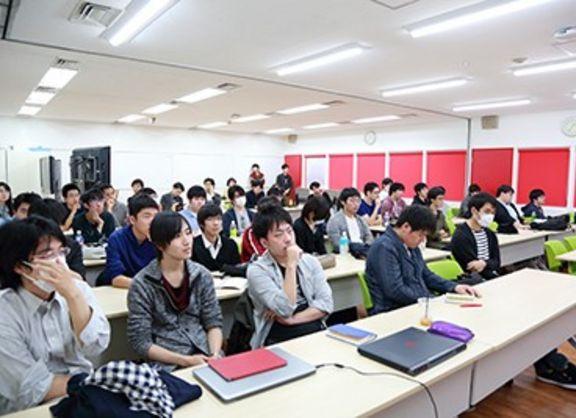 【東京校】卒業制作に向けてチームを結成! 「VANTAN STUDENT FINAL」用の企画プレゼン会を開催!