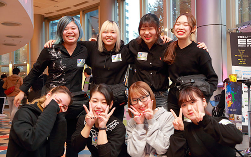 ポニーキャニオン主催ライブイベント「Best Beautiful Booking」にてヘアメイクに挑戦!【バンタンデザイン研究所】