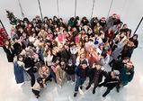 Merry Merry X'mas! 平成最後のバンタンデザイン研究所クリスマスパーティを開催!【 バンタンデザイン研究所 】