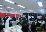 【バンタンゲームアカデミー高等部】4月の入学予定者限定!クリスマス交流会を開催!
