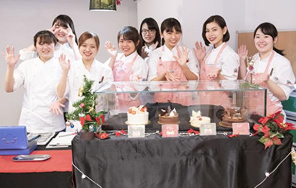 Merry X'mas!オリジナルクリスマスケーキを販売する『Joyeux Noel』をオープン!