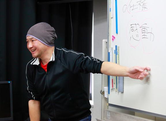 【東京校】薄井講師の特別授業レポート!知っているようで知らない、人気職種・ゲームプランナーのお仕事とは?