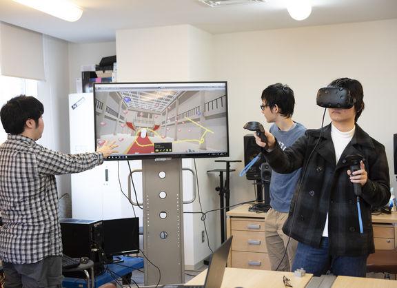【東京校】バンタン卒業修了展2019まで、あと1ヶ月!「VR×リバイバル」をテーマにしたゲームの進捗発表会に潜入!
