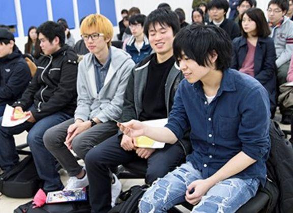 【東京校】現役人事部が就職活動を成功に導くポイントを明かす! 株式会社ミクシィによる就職支援特別講習をレポート!