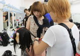 「映画・るろうに剣心」など手掛ける☆ヘアアーティストShinYaさんの特別授業!