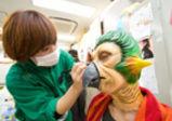 特殊メイク&ボディアート学科☆卒業制作・撮影実習!