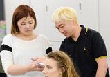 [全日制] Bloomy所属アーティスト・ハヤシルイ講師によるヘアメイク撮影実習★