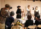卒展までラストスパート!!ファッション学部の審査会