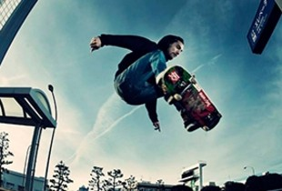 スケートボード&デザイン専攻 ~体験イベント実施~