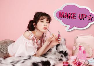人気アーティストのヘアメイクさんに本場韓国のメイクを教えてもらおう!!