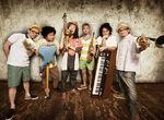"""【在校生情報!】フジロック2014出演バンド""""RIDDIMATES""""のライブ映像演出を行いました!"""